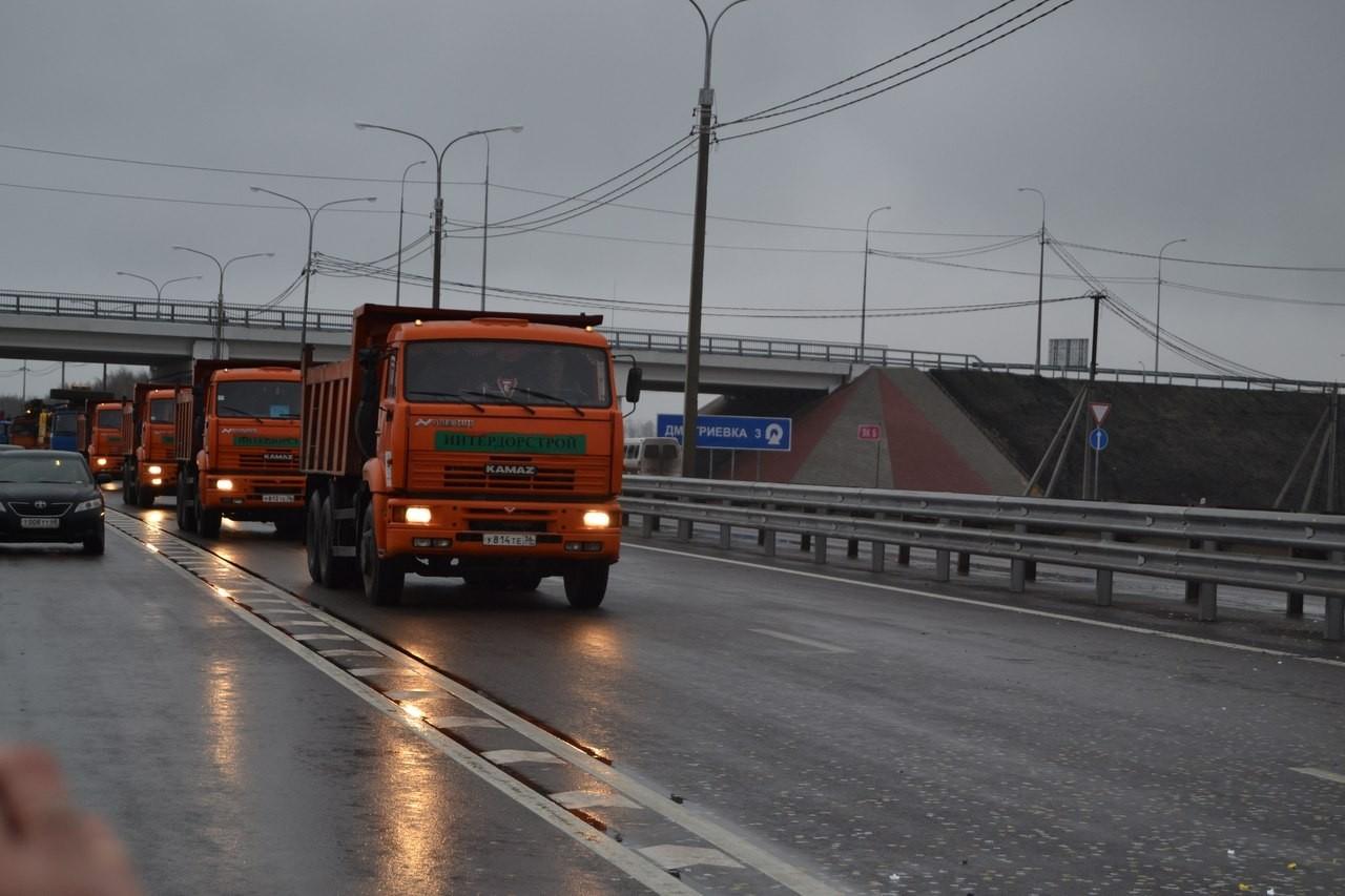 Трасса М6 Каспий
