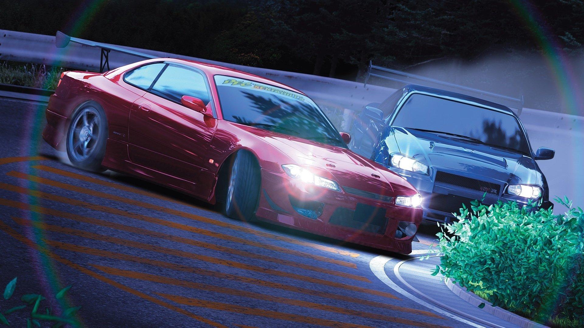 Занос автомобиля