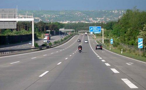 Дороги Германии