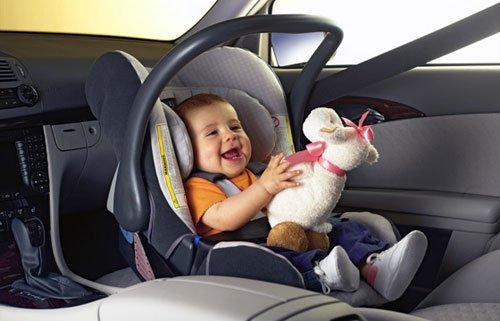Кресло для перевозки детей в автомобиле