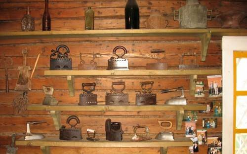 Музей утюга в Переславле
