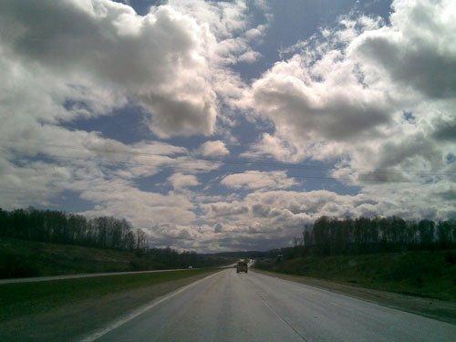 Фото: трасса Крым