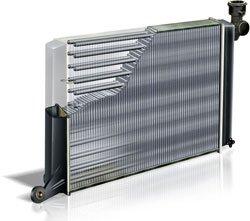 Поломка радиатора системы охлаждения двигателя