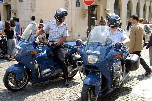 Французские жандармы