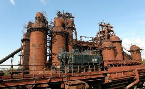 Действующий памятник - Демидовский завод