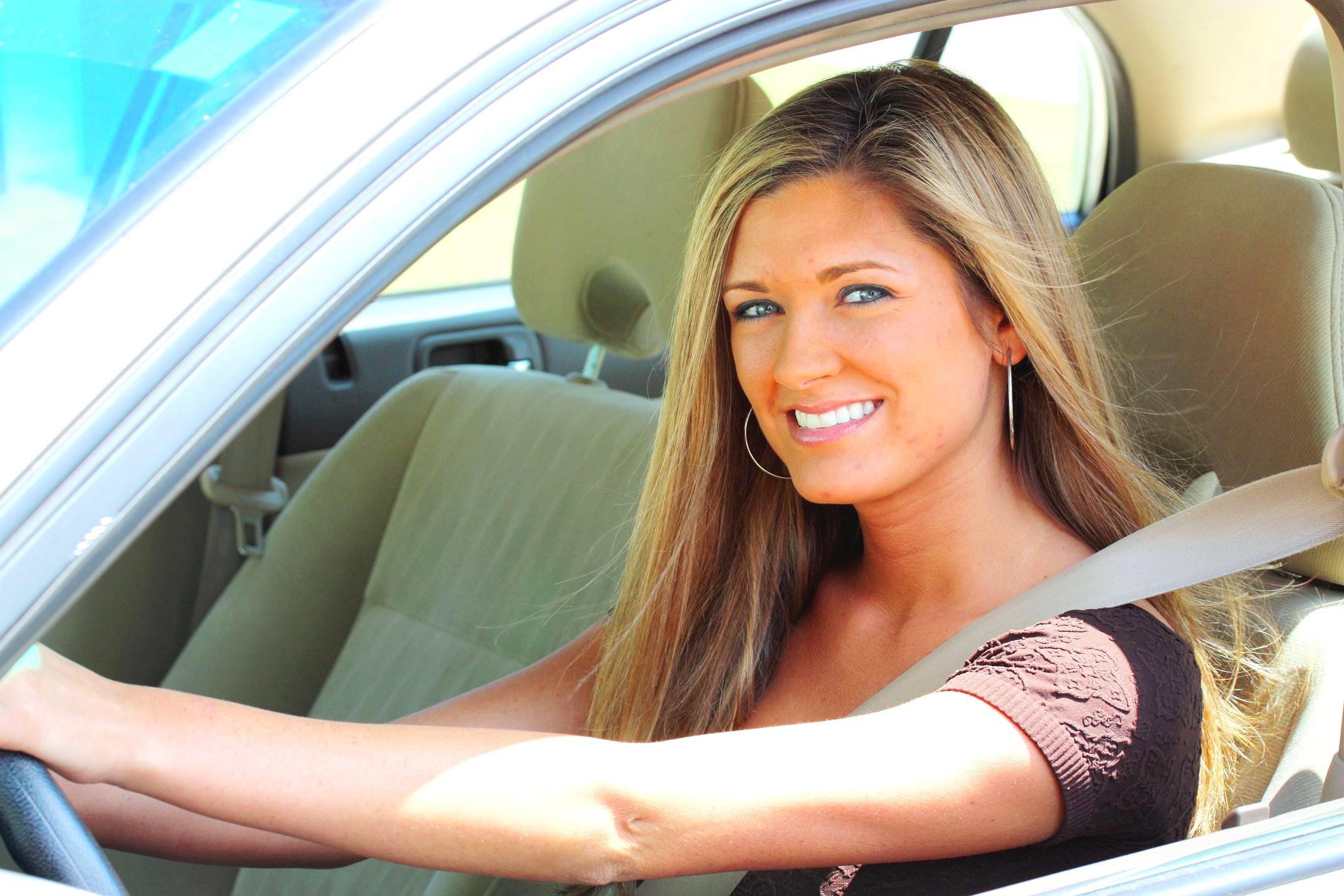 вождения автомобиля