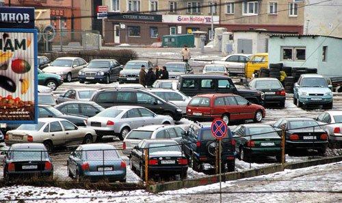 Подержанные машины в Калининграде