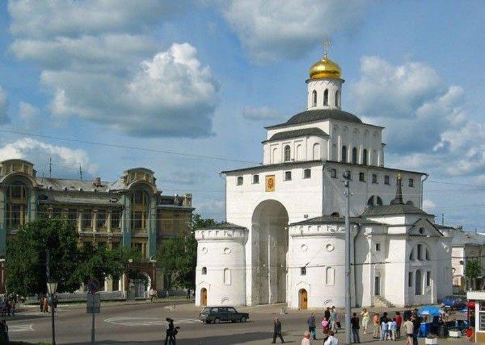 Трасса М7 Москва - Нижний Новгород