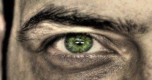 Глаз мужской