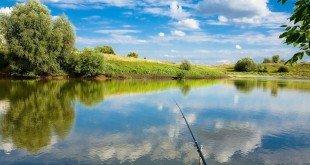 Рыбалка в дельте Волги