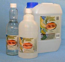 Бутылка с ацетоном