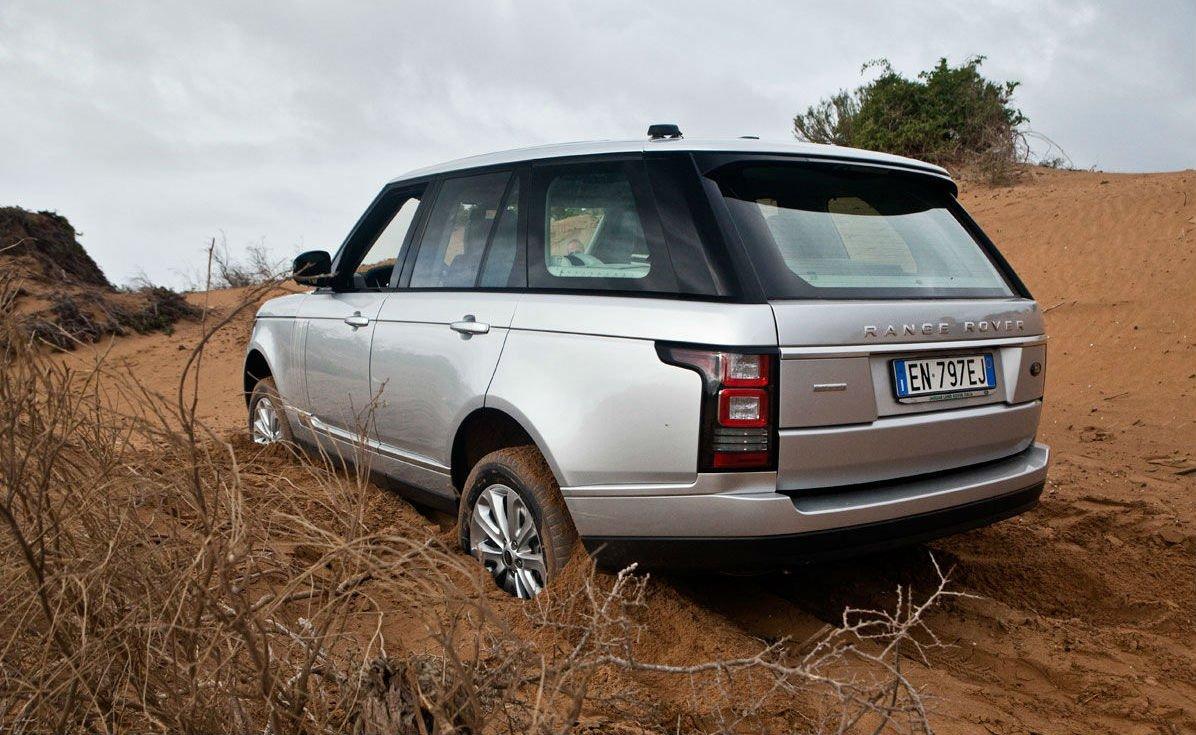 Песчаные ловушки для авто
