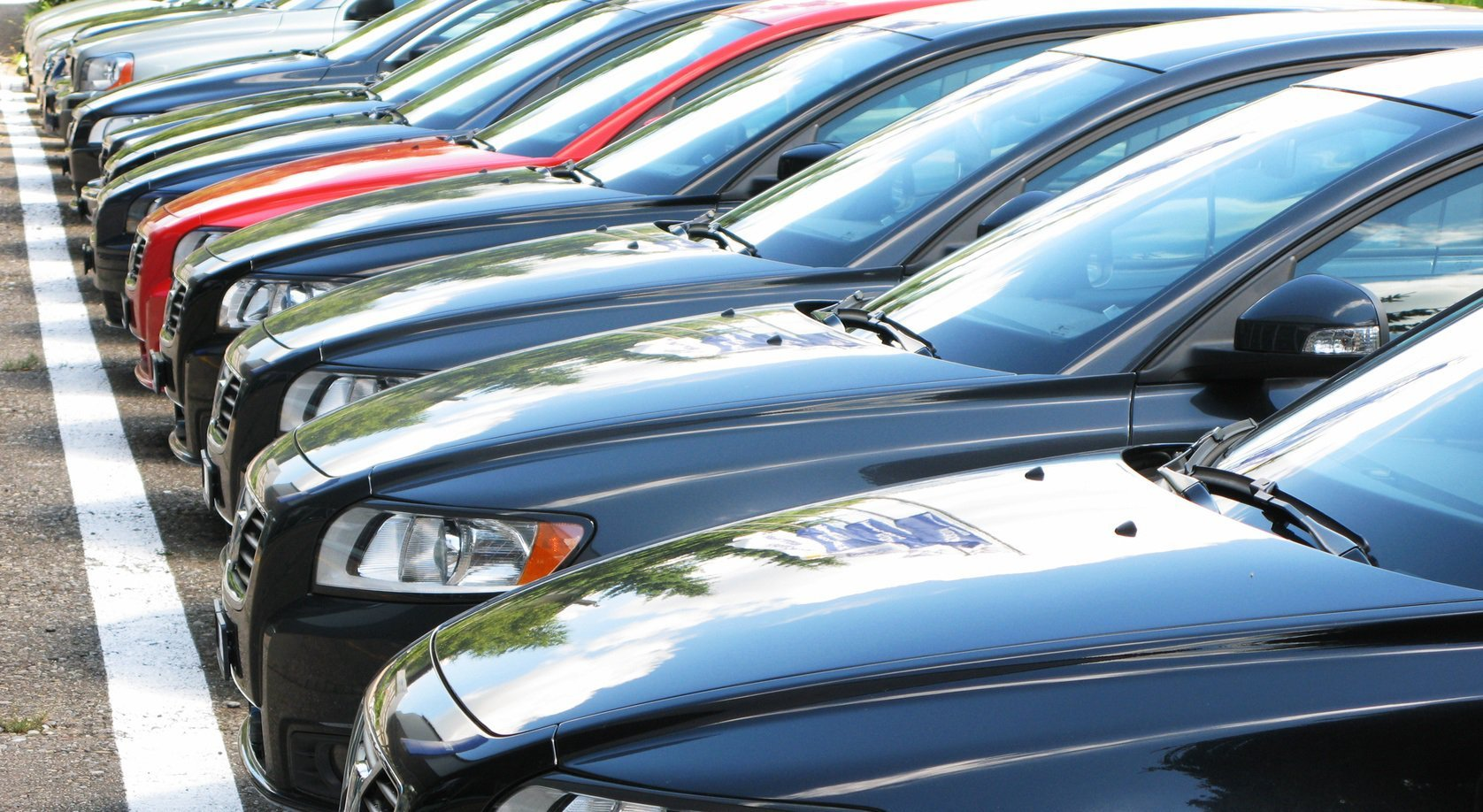 рынок автомобилей в России