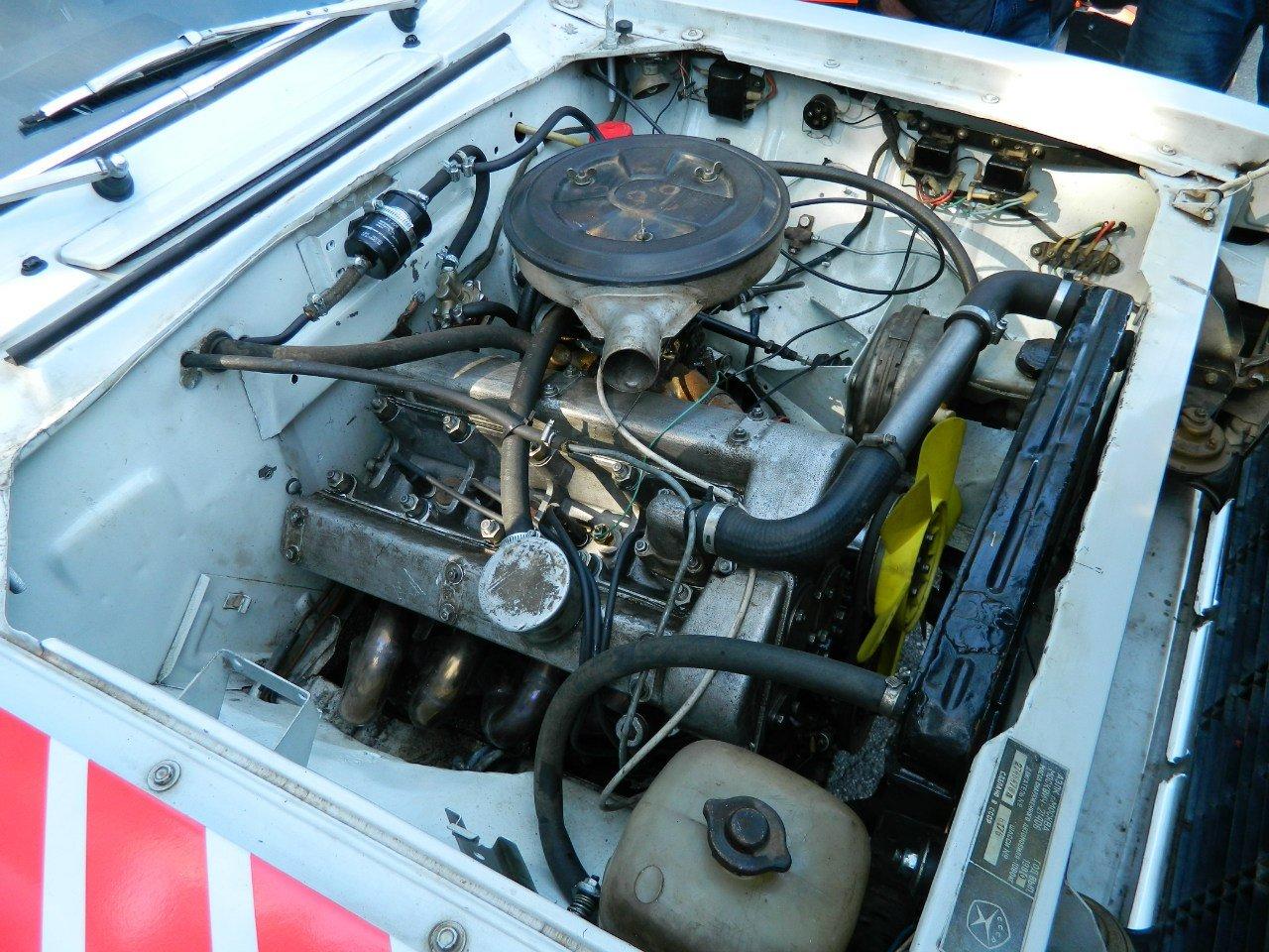 Двухвальный мотор 412