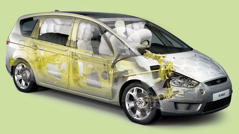 Системы пассивной безопасности кузова