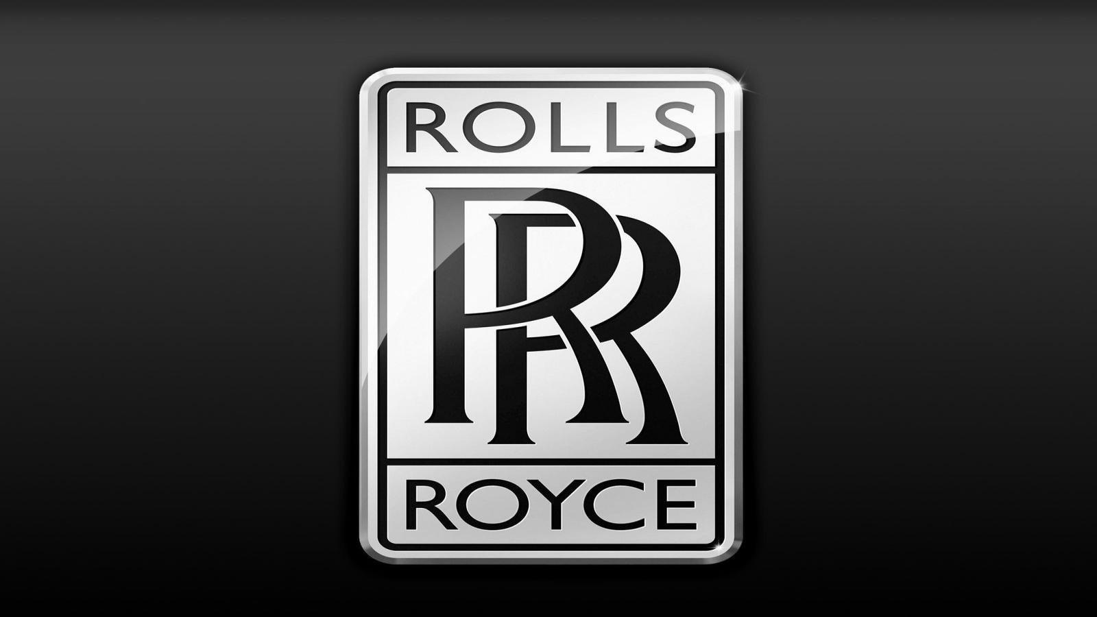 Rolls-Royce логотип