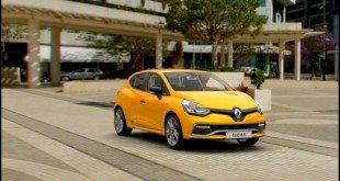 Модифицированный Renault Clio