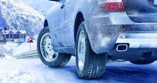 автомобиль зима