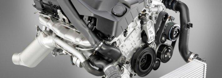 Дизельный три-турбо двигатель от компании BMW