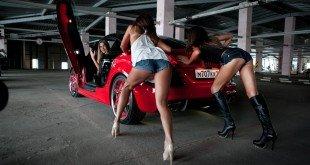 Как правильно заводить машину с «толкача»