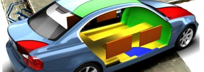 Звукоизоляция автомобиля