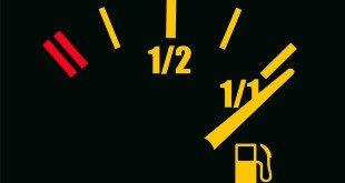 уровень бензина в баке