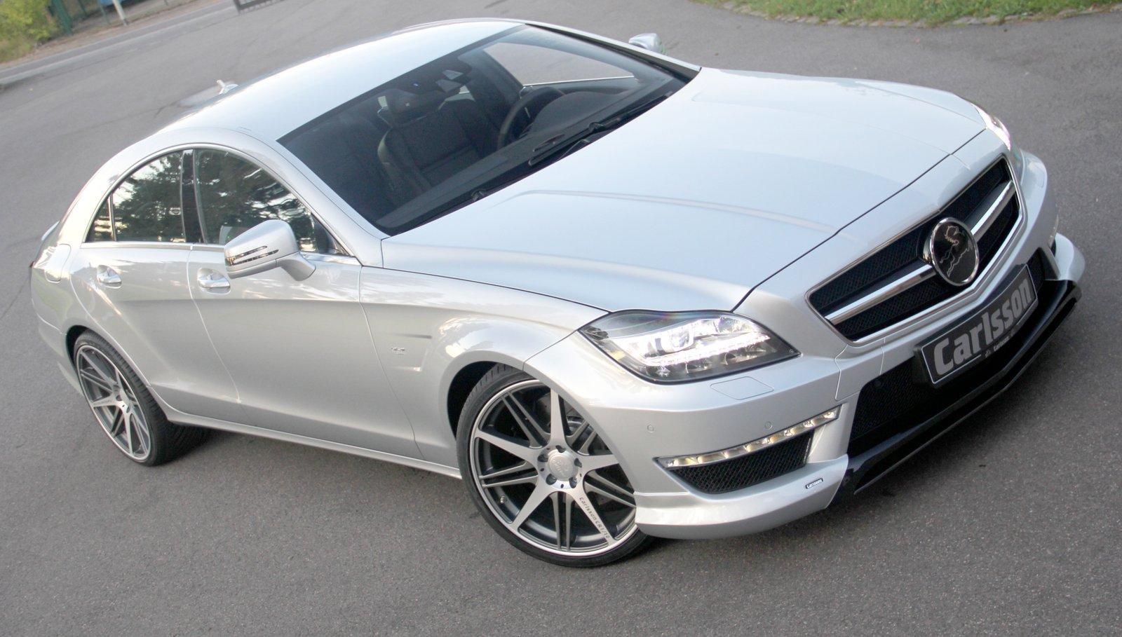 Carlsson Mercedes CLS 63 AMG