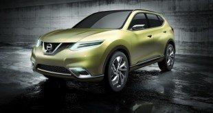 Гибридная концепция Nissan Hi-Cross