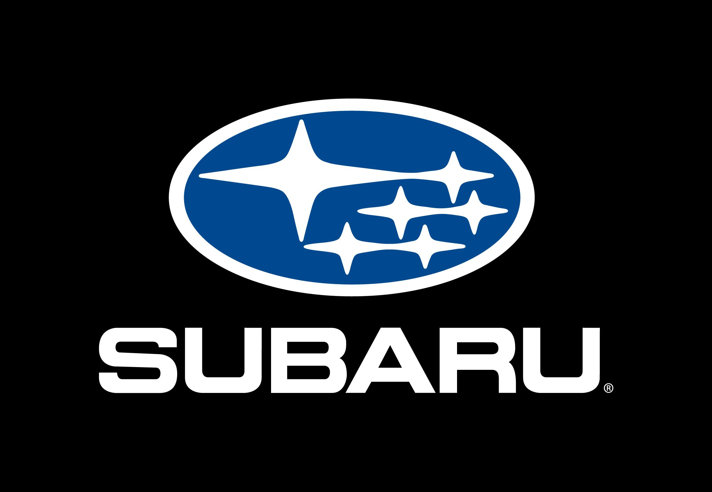 Subaru логотип