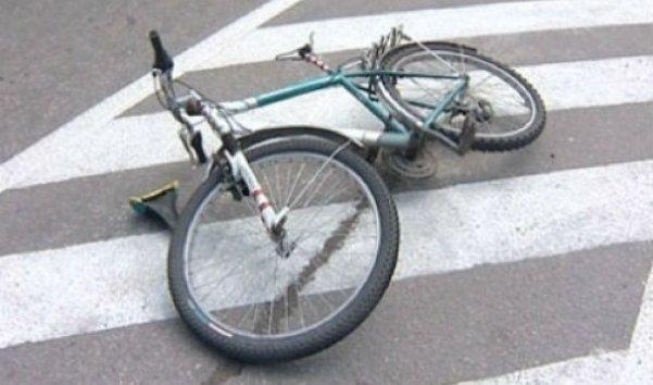 Велосипед на переходе: только пешком