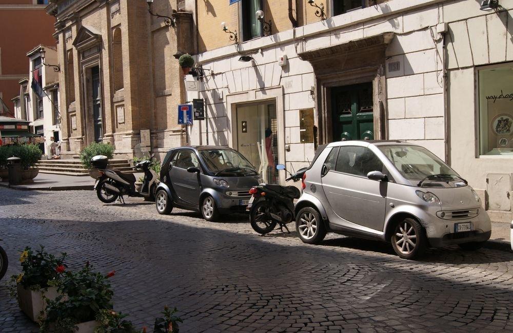 Дорожное движение в Италии