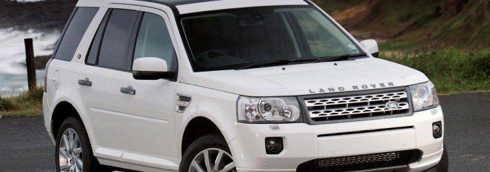 Freelander 2 от Land Rover