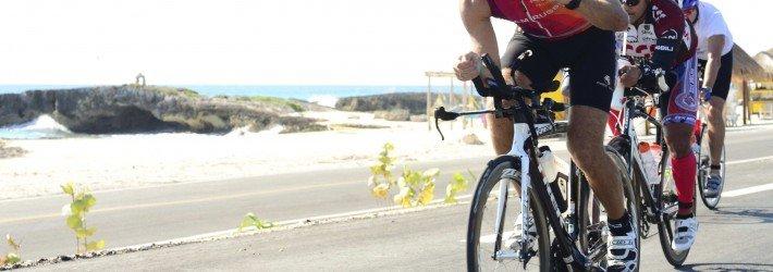 Обгон велосипеда