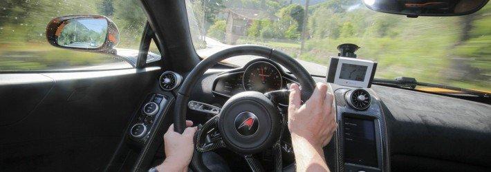 спортивный стиль вождения