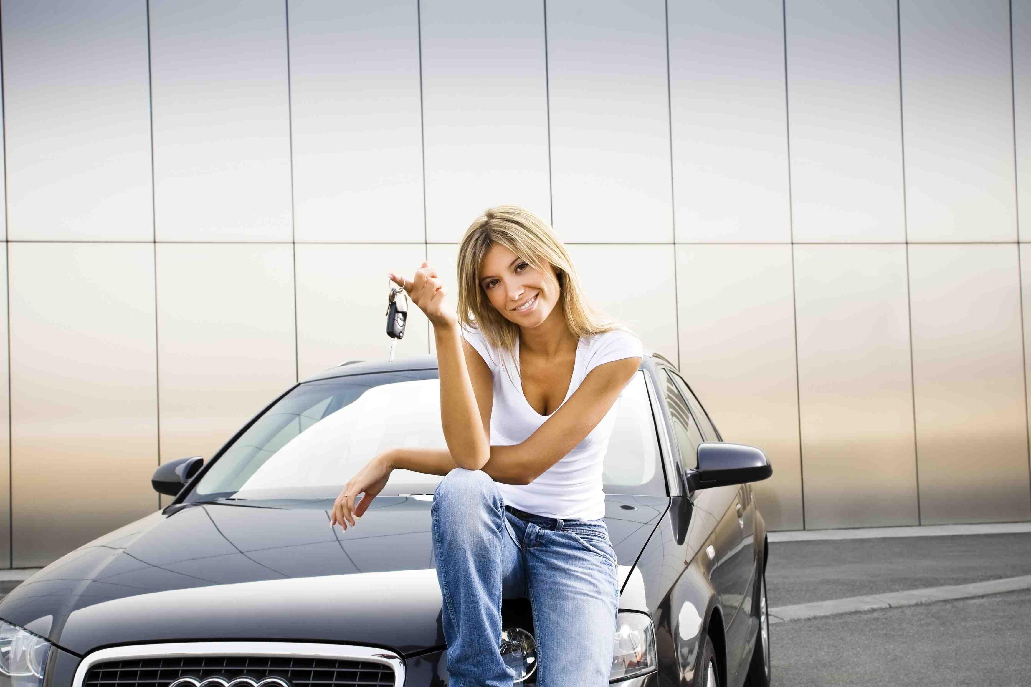 Приобрести авто в собственность