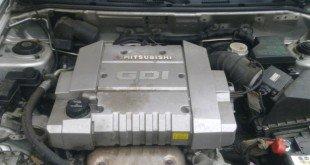 Двигатель GDI Mitsubishi