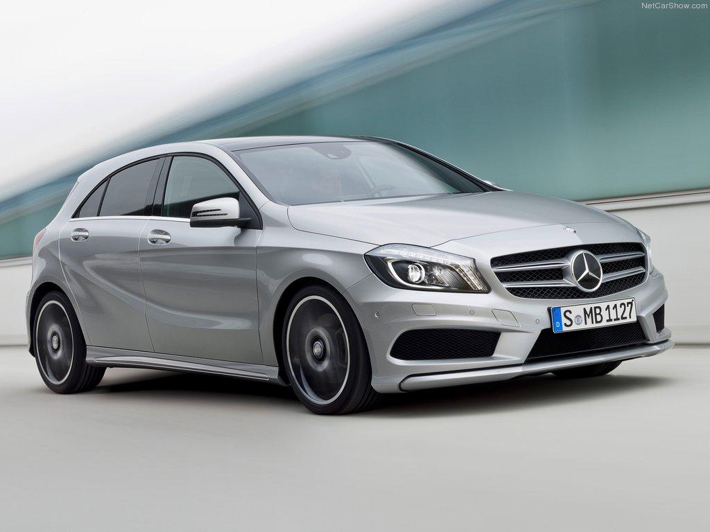 Mercedes A класса