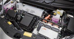 Силовая установка Toyota Prius