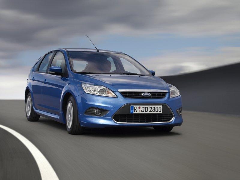 Ford Focus II, год выпуска - 2008