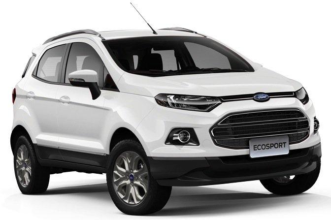 Ford EcoSport 2013 с двигателем EcoBoost