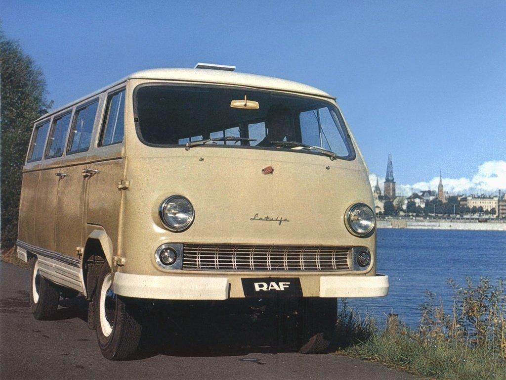 Маршрутное такси в СССР