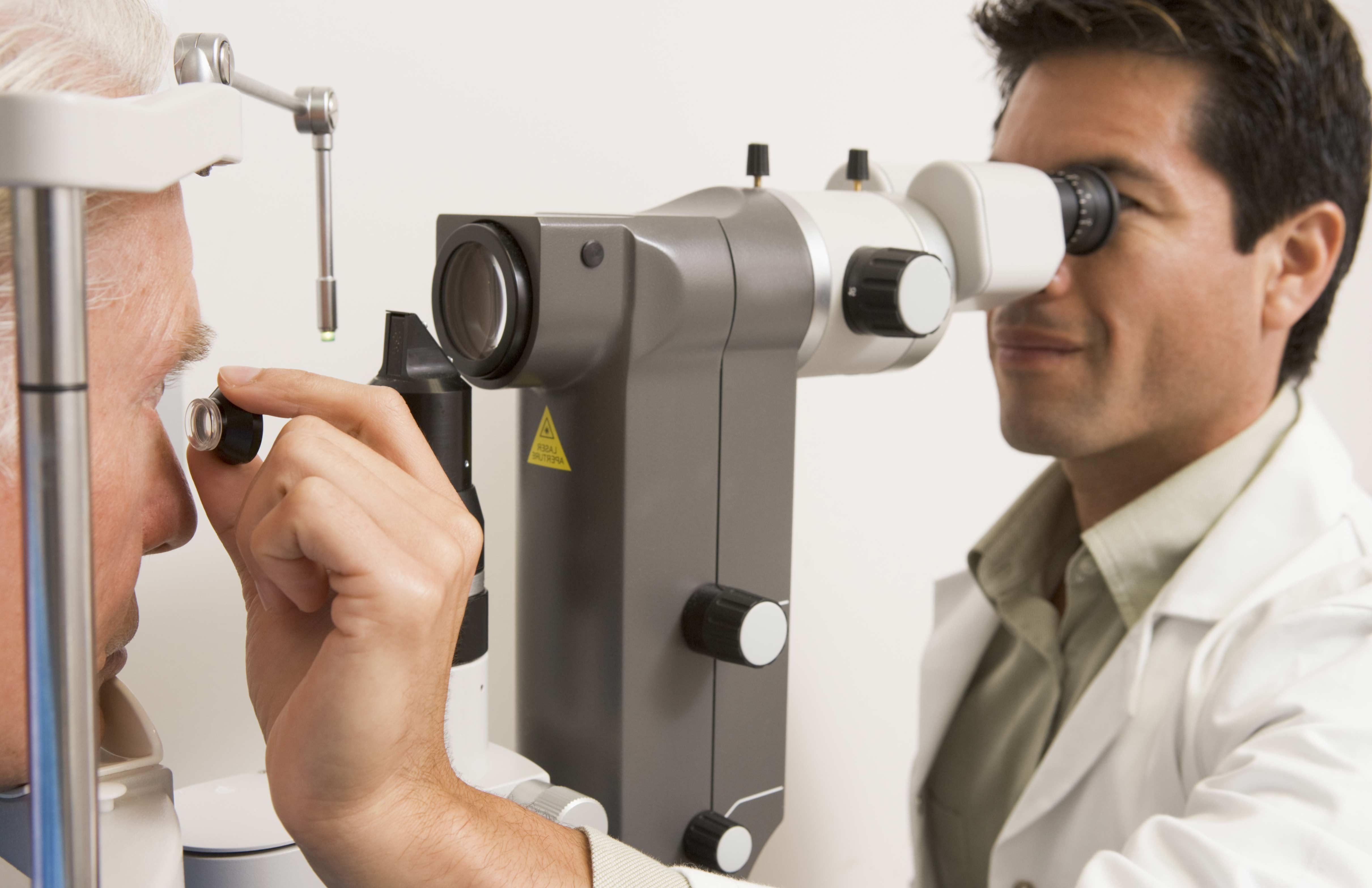 Проверка на зрение