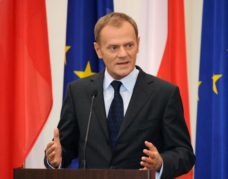 Дональд Туск, глава польского правительства