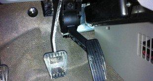 электронная педаль на ваз