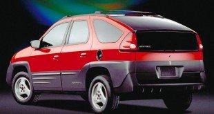 Кроссовер Pontiac Aztek 2001