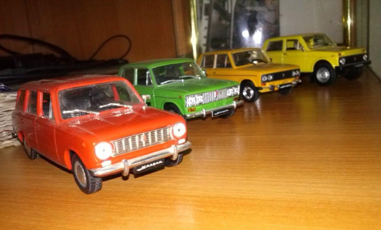 Легковые автомобили СССР