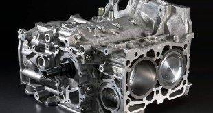 4-цилиндровый двигатель EJ25 Subaru