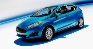 Ford Fiesta 2014 модельного года
