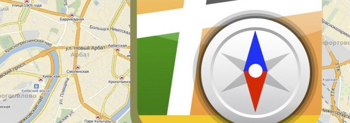 Картографические сервисы
