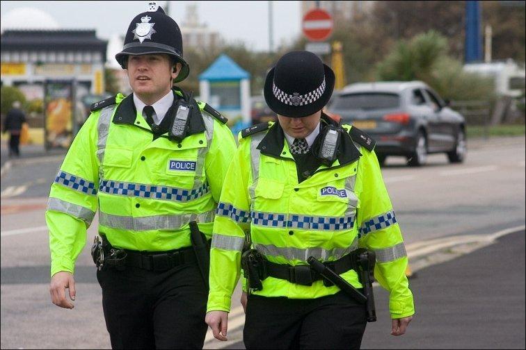 Британская дорожная полиция, Лондон